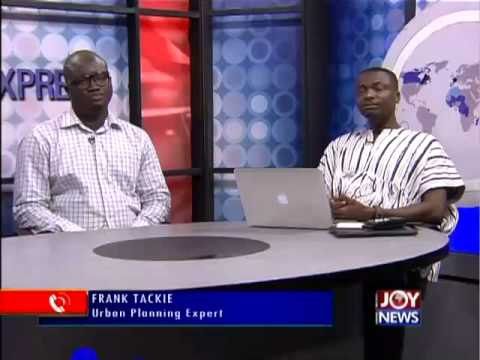 Flood and Fire - PM Express on Joy News (4-6-15)