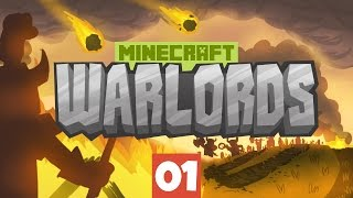 Minecraft Warlords: Perfect Game w/ BrenyBeast & EthanRPro (Hypixel Warlords)