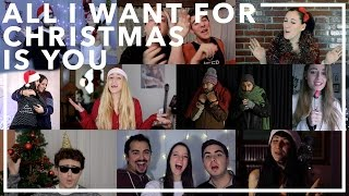All I Want For Christmas Is You | Cover Youtube España