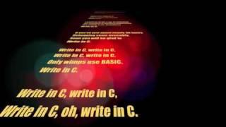 Write In C VideoMp4Mp3.Com