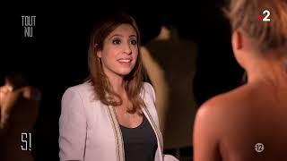 """Extrait de l'interview nue de Marisa Papen dans l'émission """"Stupéfiant !"""""""