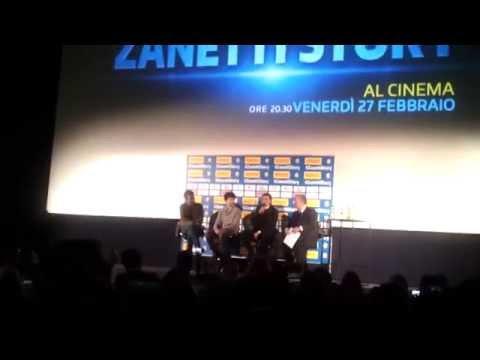 Javier Zanetti, Milano 16 febbraio 2015