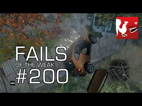 Fails of the Weak - Volume 200