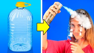 37 COOL PLASTIC BOTTLE HACKS TO SOLVE ALL YOUR PROBLEMS