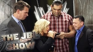 Backstage Fallout - The JBL & Cole Show_ Episode 5, December 28, 2012