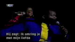 "BeBe and CeCe Winans--""Lost Without You""--(LIVE ) in Holland"