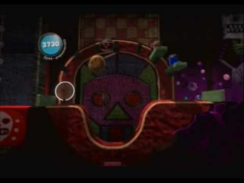 Little Big Planet (PS3) Gameplay Part 8 (The Wedding - The Wedding Reception)