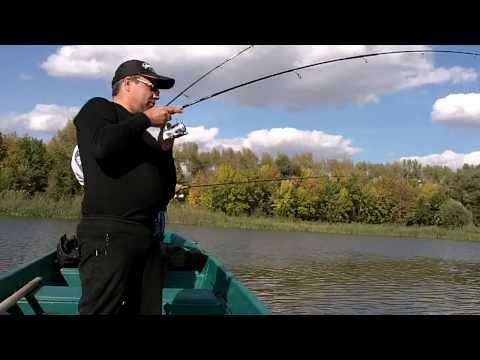 рыбалка на бузане осенью видео