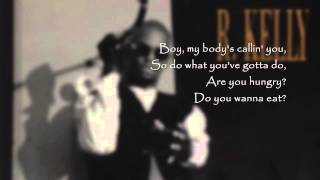 R Kelly Your Body 39 S Callin 39 Remix Featuring Aaliyah