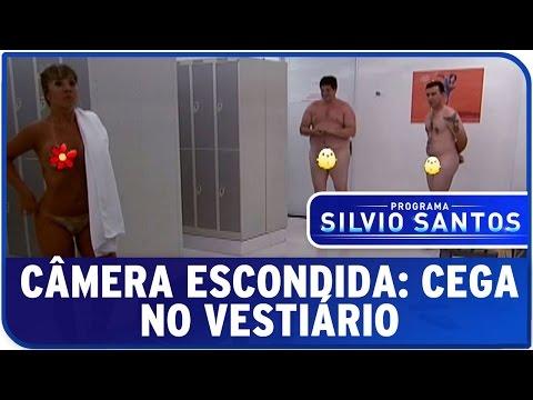 Câmera Escondida: Cega no Vestiário