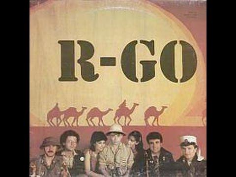 R-GO - Létezem (Teljes Album) (1983)