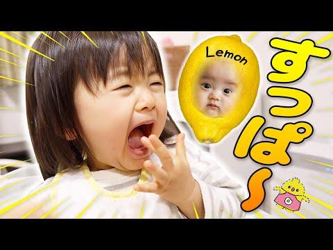 簡単スムージー、ダイエットにも使えます/すっぱいリアクションが可愛すぎた/First Lemon byちゅん/東京都…他