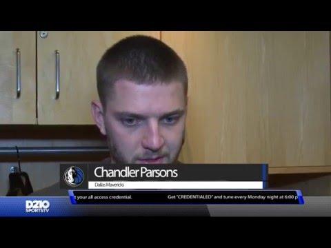 Brooklyn Nets vs Dallas Mavericks Recap | Chandler Parsons Double Double 19 Pts 10 Reb