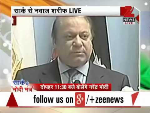 SAARC must capture the imagination of our people: Nawaz Sharif