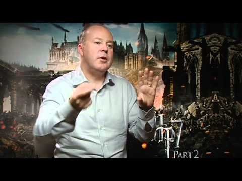 Interview: Director David Yates Talks Harry Potter And The Deathly Hallows: Part 2
