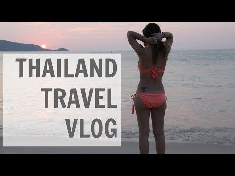 Thailand Travel, Travel to Thailand, Thailand Tour - VLOG