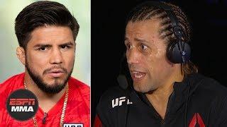 Urijah Faber reflects on Ricky Simon TKO, desire to fight Henry Cejudo   UFC Fight Night   ESPN MMA