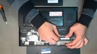 Ремонт ноутбука. Замена памяти в ноутбуке HP ProBook 5320 m