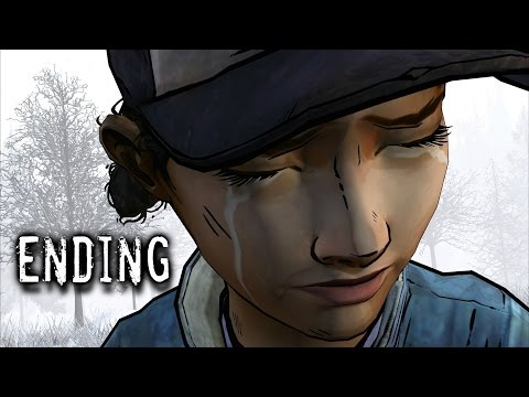 The Walking Dead Season 2 Ending - Episode 5 Gameplay Walkthrough Part 6 video