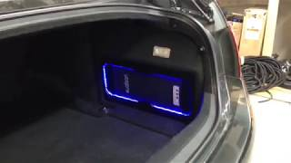 Lexus GS Custom Car Audio Install PART 3