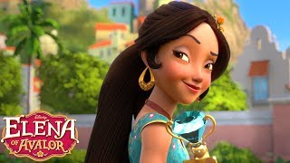 Nothing But Blaze | Elena of Avalor | Disney Junior