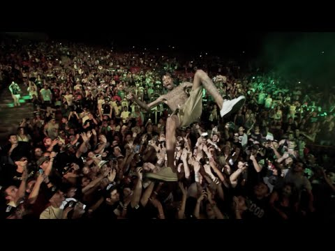Wiz Khalifa's 'Under The Influence of Music Tour' Finale (Video)