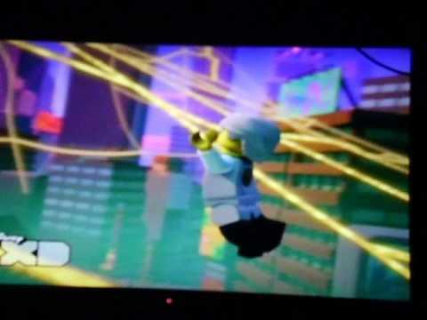 Ninjago Rebooted ep. 34 El Ninja de Titanio parte 2