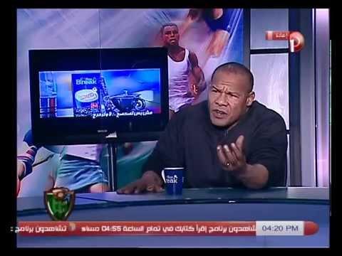 الرياضة اليوم يستضيف الشحات مبروك