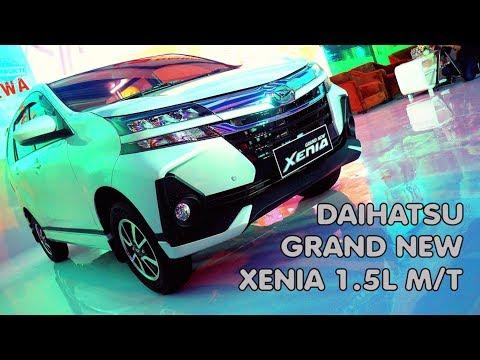 Profil Daihatsu Grand New Xenia 1.5L