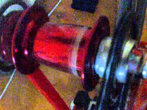 Chris King Iso Singlespeed Hub Disc Sound.3gp video