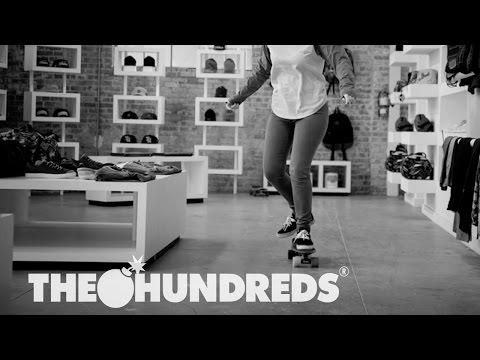 THE HUNDREDS LOS ANGELES x PENNY SKATEBOARDS