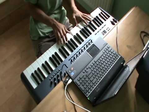 Armin Van Buuren - Coming Home (MIDI Cover)