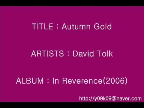 Autumn Gold - David Tolk_Instrumental