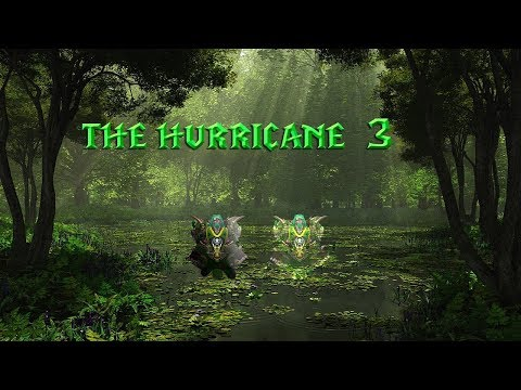 The Hurricane 3 - WOD 6.2.3 Windwalker Monk PvP RP Movie Montage