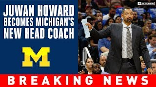 Juwan Howard becomes Michigan's new head coach | CBS Sports HQ