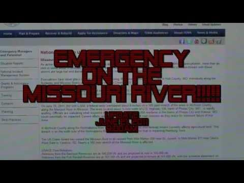 PIRATE TV NEWS : Emergency on the Missouri River