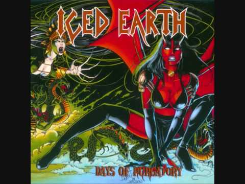 Iced Earth - Cast in Stone