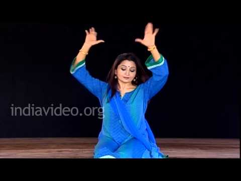 Learn Kathak with Pali Chandra, English 006 & Hindi 006, Kavitt