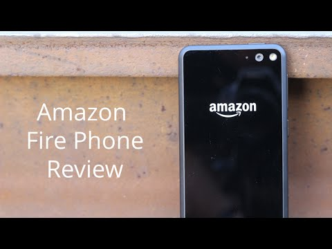 Amazon Fire Phone Review- The Fire That Needs More Heat