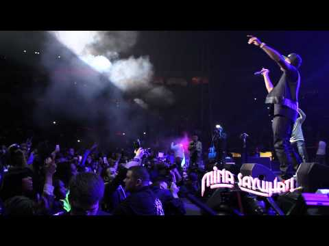 Mina SayWhat TV: Meek Mill's Welcome Back Concert In Philly Ft Beanie Sigel, Iverson, Rick Ross Etc