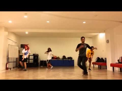 Put your records on | Kevin Alvia choreo | Group 2