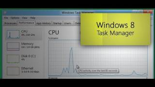 Windows 8 Developer Preview - Task Manager