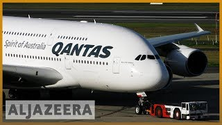 Qantas tests 19-hour New York-Sydney route