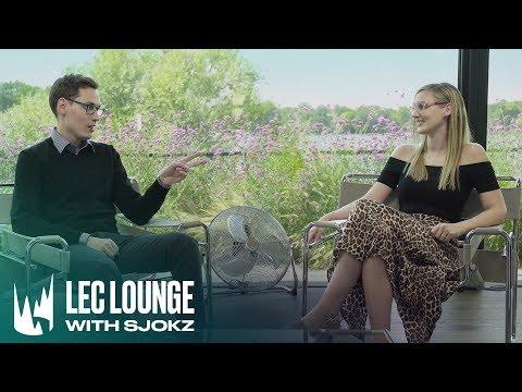"""Download #LEC Lounge with Sjokz - Ep.3 Martin """"Deficio"""" Lynge Mp4 baru"""