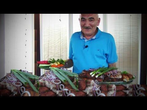 Вкуснейшее мясное ассорти в тандыре