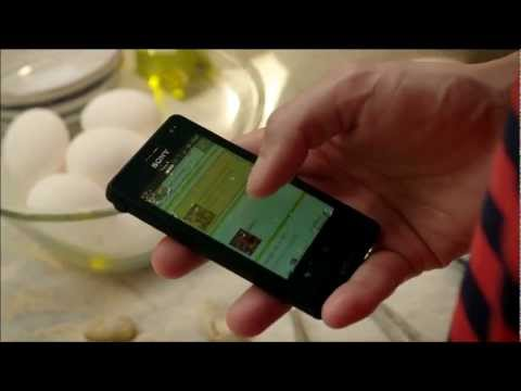 Sony Xperia Go official Promo