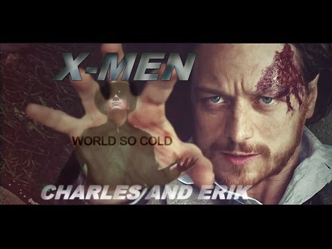 Charles & Erik - World So Cold video