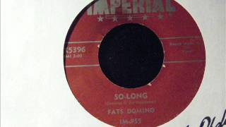 Watch Fats Domino So Long video