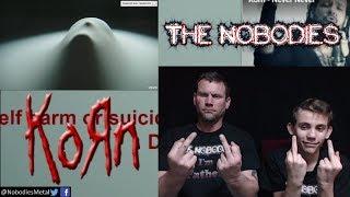 Download Lagu NOBODIES REACTION!!!: Hater (Korn) Gratis STAFABAND