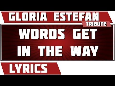 Gloria Estefan - think about you know